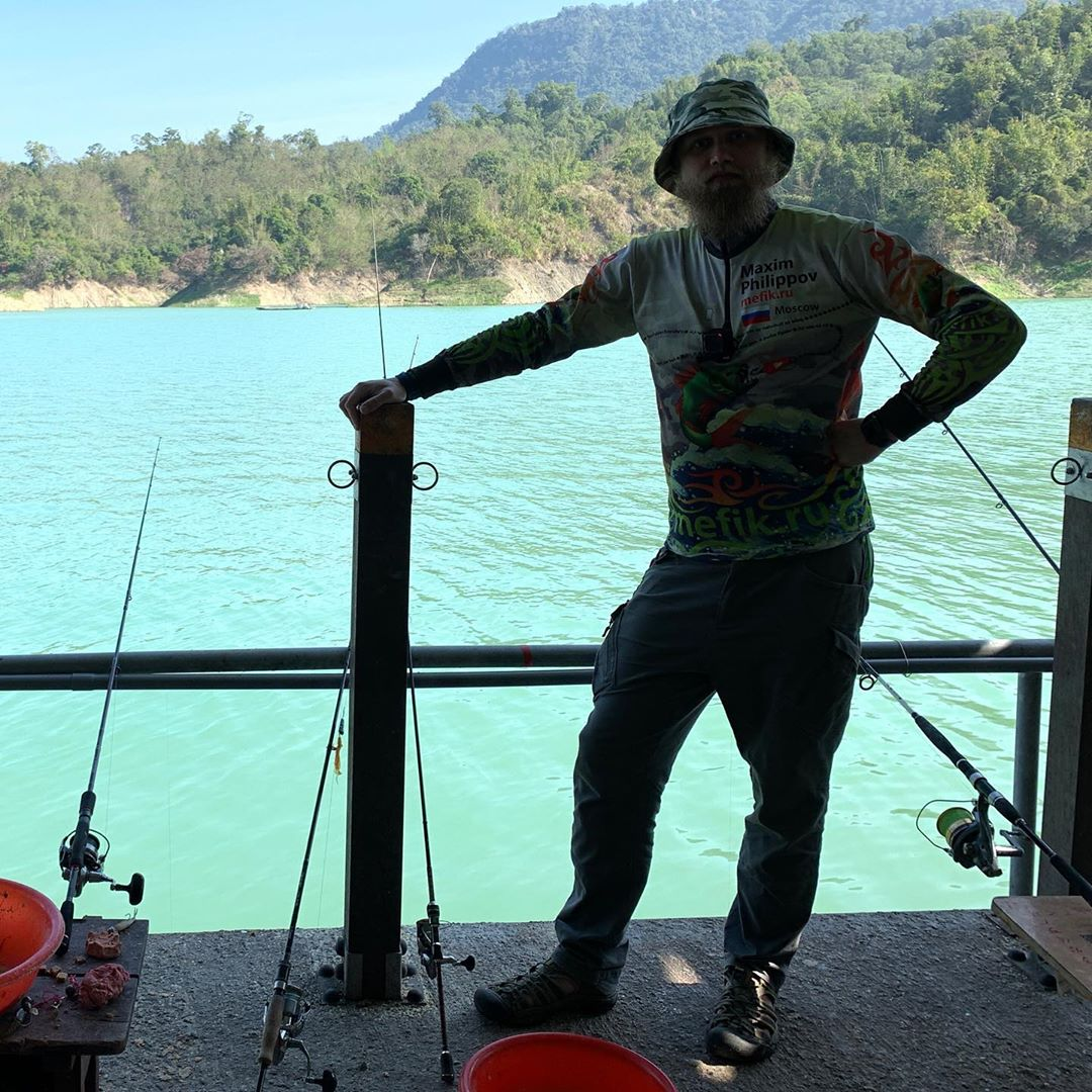 Рыболовный аттракцион. Довольно интересное место. Fishing attraction, quite interesting spot to fishing. With @duanesworld82